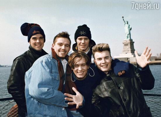 ������ �Take That� (����� �������): ����� �������, ������� �����, ���� ����, ������ ������� � ���� ������, 1995 �.