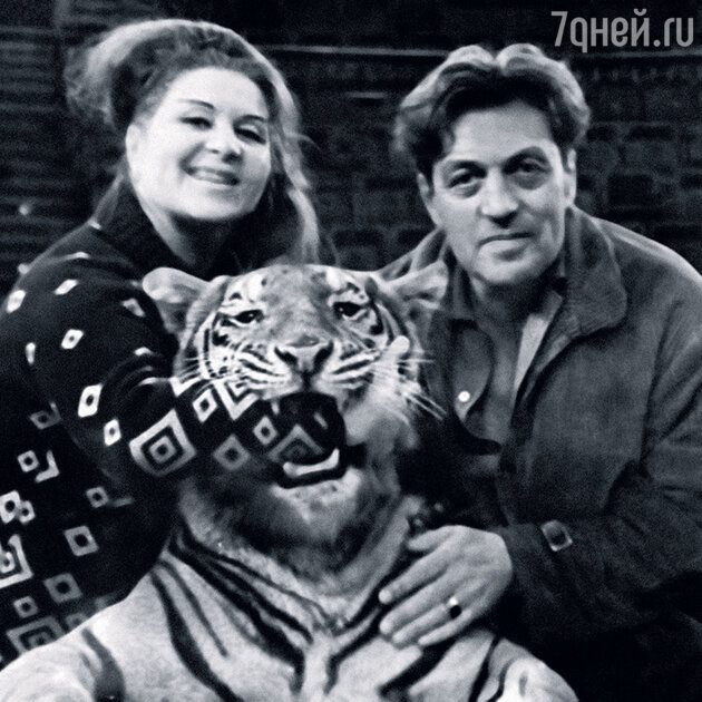 Маргарита Назарова и Константин Константиновский