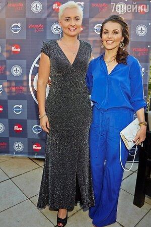 Мария Семушкина и Сати Казанова