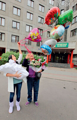 Яркие шары в честь ВасилисыПрекрасной — Грачевской