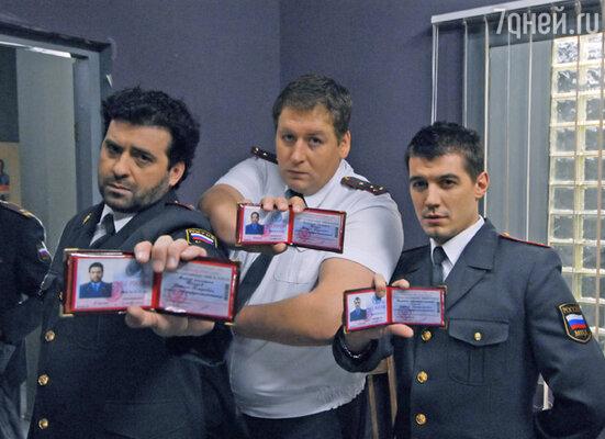 "Сериал ""Люди Шпака"""