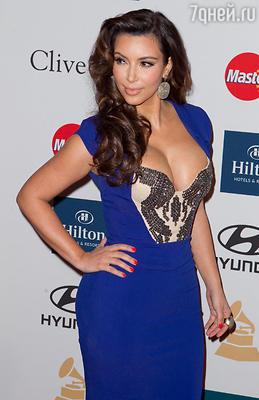 Актриса и модель Ким Кардашьян стала одной из самых востребованных американских знаменитостей в популярной сети микроблогов «Твиттер»