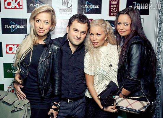 Андрей Гришин и группа «Блестящие»