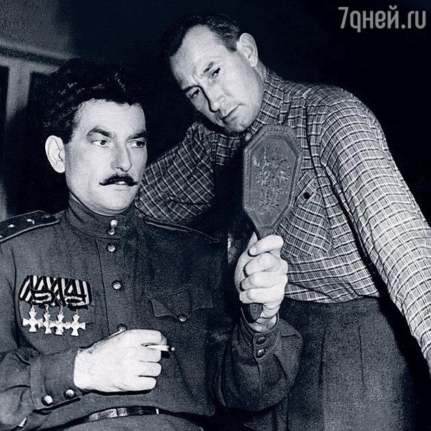 Петр Глебов и Алексей Смирнов