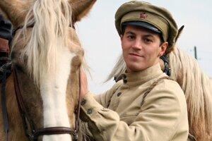 Гела Месхи попал под лошадь