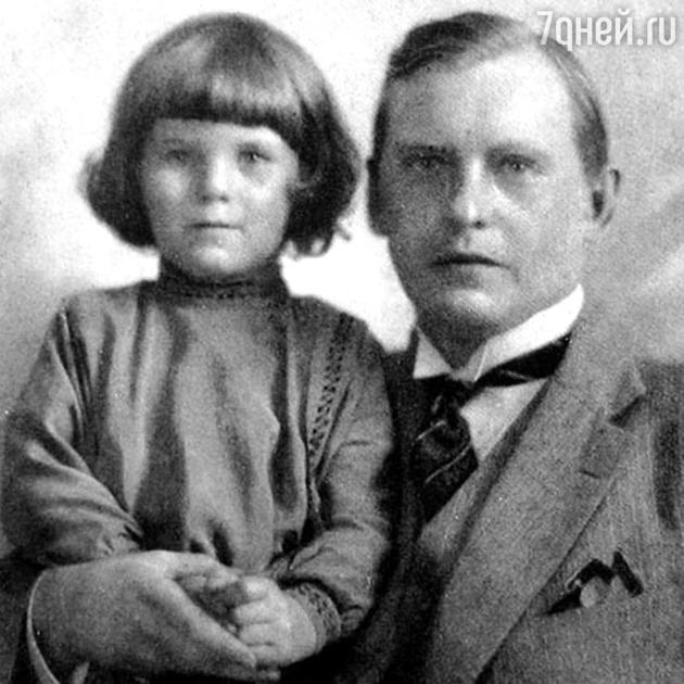 Александр Алехин с сыном