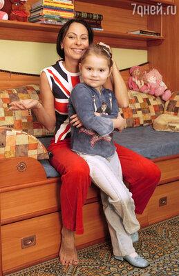 Марина Хлебникова работала на сцене до восьмого месяца беременности