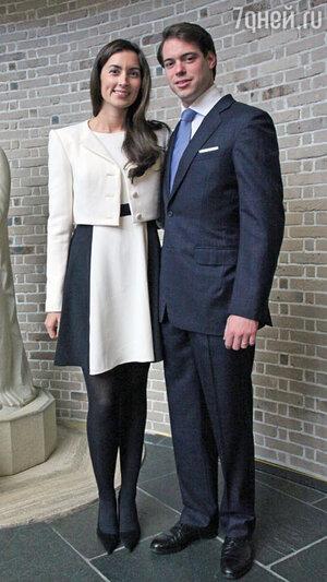Принц Люксембурга Феликс и принцесса Клэр ожидают первенца