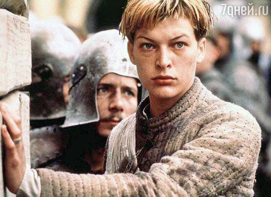 Кадр из фильма «Жанна Д'Арк»