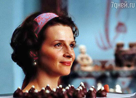 Кадр из фильма «Шоколад»