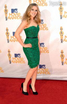 �������� ���������. ������ ��� �������� �����. �MTV Movie Awards�. ���-��������, 2010 �.