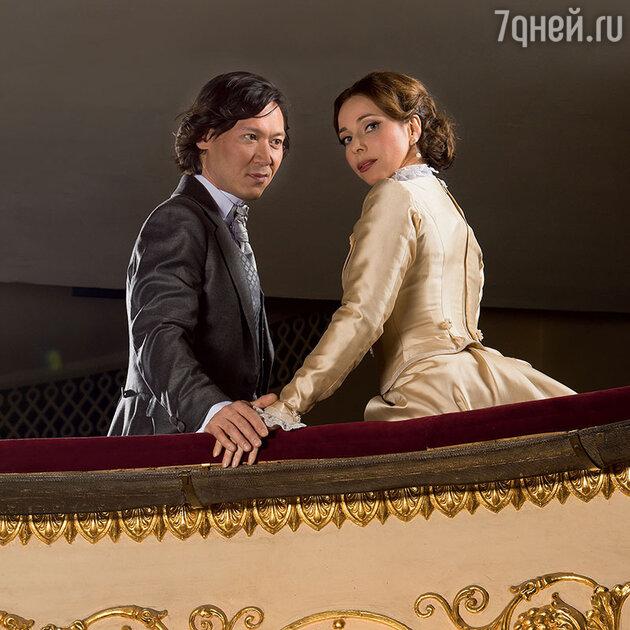 Екатерина Гусева и Сергей Ли