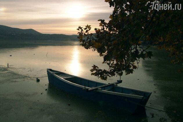 Озеро Орестиада.