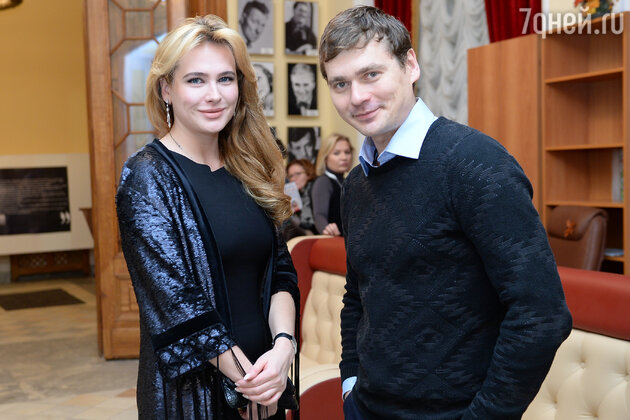 Анна Горшкова, Александр Пашков