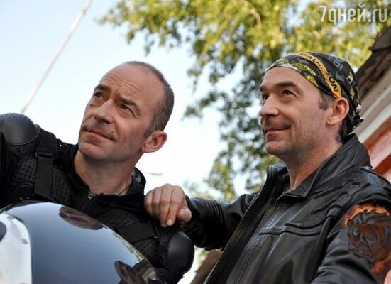 Владимир и Юрий Торсуевы