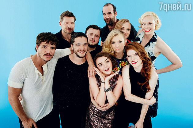 Актерская группа сериала «Игра престолов»