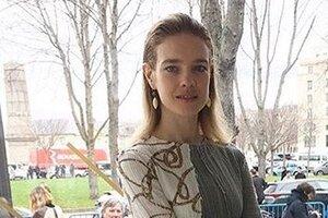 Образ дня: Наталья Водянова в LOEWE