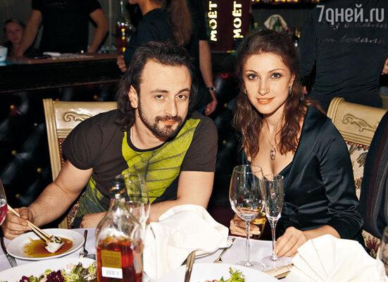 Илья Авербух и Анастасия Макеева