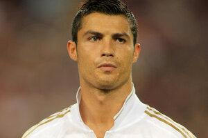 Криштиану Роналду — самый богатый футболист планеты