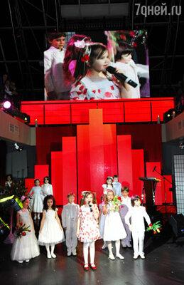 Празднование 5-летия телеканала «Домашний»