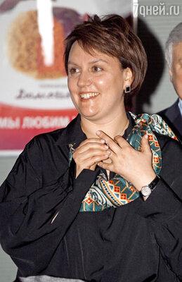 Руководитель «Домашнего» Наталья Билан