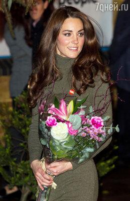 Любимице британцев Кейт Миддлтон исполнилось 30 лет