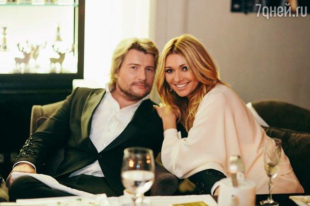 Анжелика Агурбаш и Николай Басков
