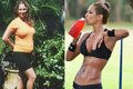Мотивация для девушек. Фото: до и после похудения.