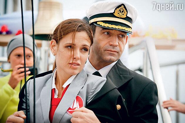 Ирина Антоненко с Дмитрием Певцовым