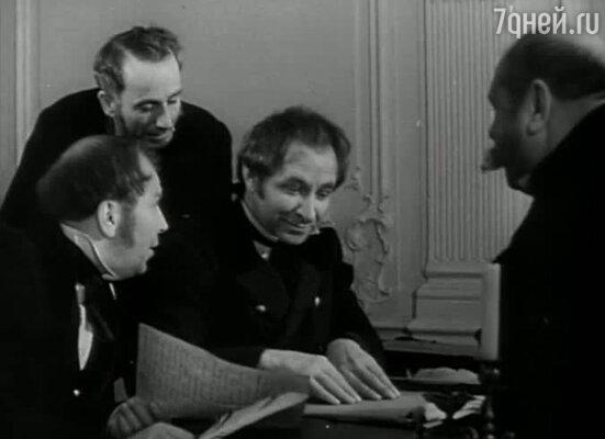 Евгений Лебедев в фильме «Записки сумасшедшего», 1968 год