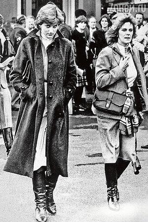 Принцесса Диана и любовница ее мужа Камилла Паркер-Боулз