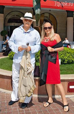 Никита и Татьяна Михалковы