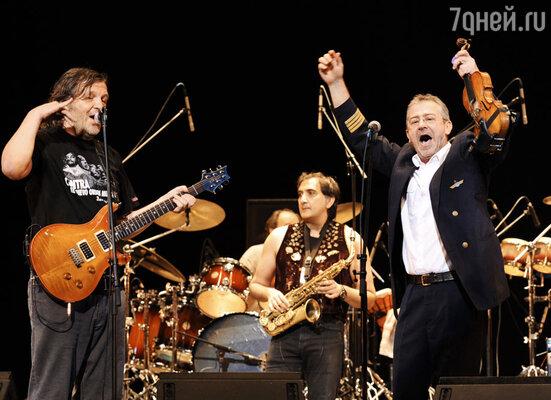 Эмир Кустурица и «The No Smoking Orchestra»