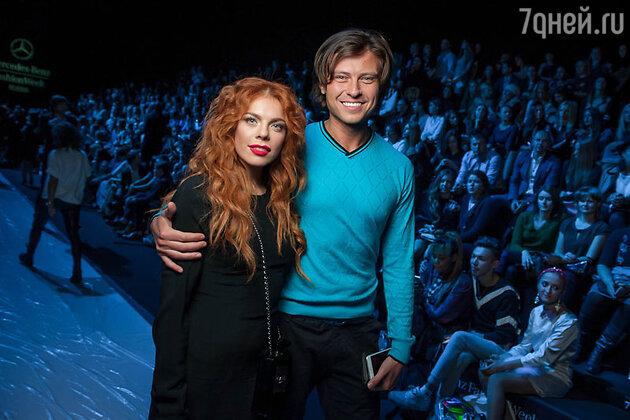 Анастасия Стоцкая и Прохор Шаляпин