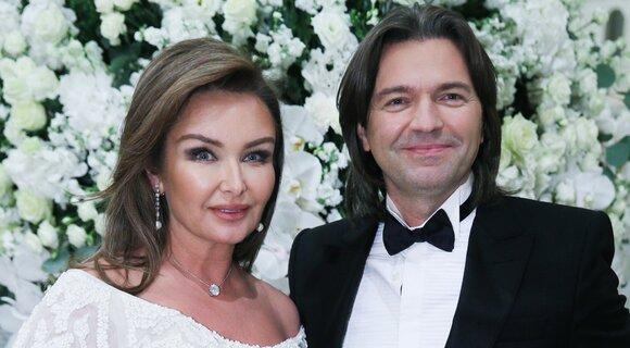 Дмитрий Маликов с женой отметили юбилей совместной жизни