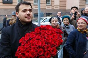 Звезды почтили память Муслима Магомаева в Москве.