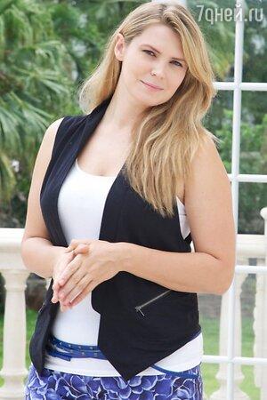Катя Жаркова в шоу «Американский жених»