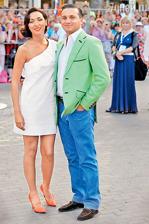 Алсу с мужем Яном Абрамовым