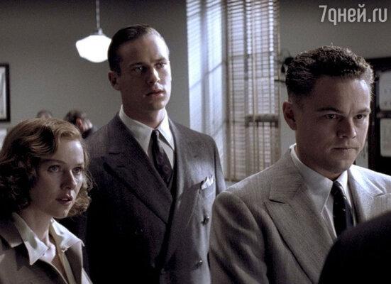 Кадр из фильма «Дж. Эдгар»