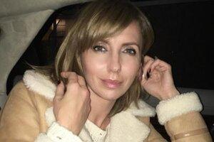 ВИДЕО: Светлана Бондарчук искупалась в ледяной воде