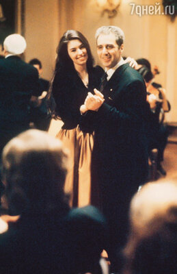 Аль Пачино и 19-летняя София Коппола, сыгравшая в третьем фильме дочь Майкла Корлеоне