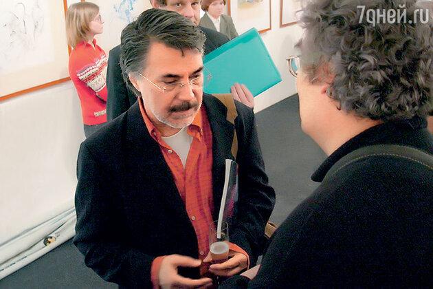 Рустам Хамдамов
