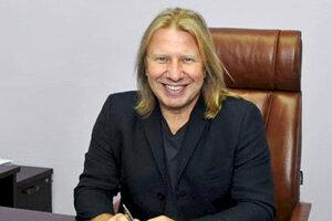 Виктор Дробыш получил орден