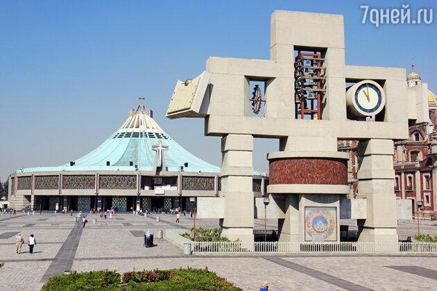 Базилика Девы Марии Гваделупской, Мехико