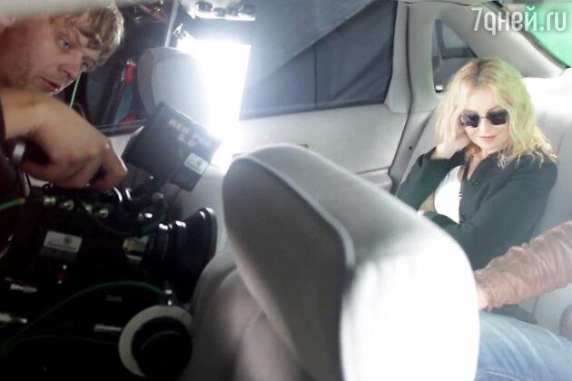Съемки клипа Анжелики Варум на песню «Я всегда с тобой» 2013