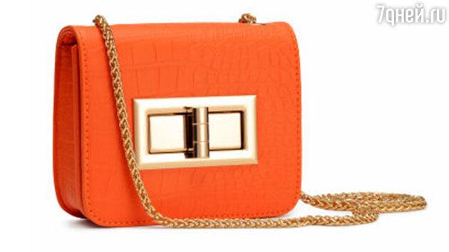 Миниатюрная сумка H&M