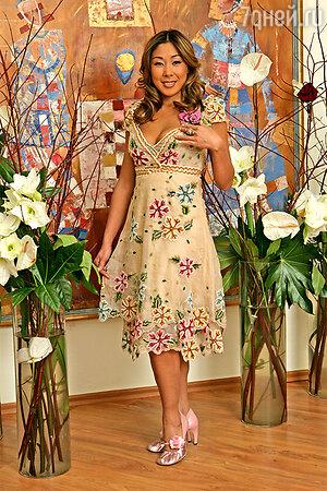 «Похудев, я полюбила яркие платья, которые раньше и не думала примерять»