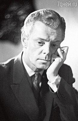 Старший брат — известный актер Глеб Стриженов. 1963 г.