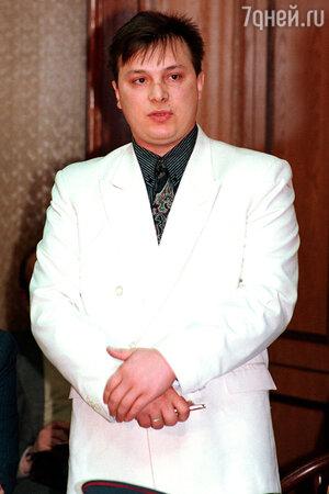 Андрей Разин. 1996 г.