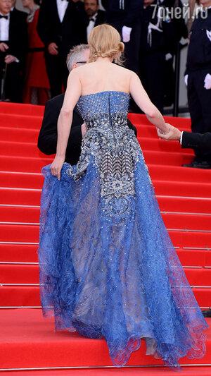 Николь Кидман  на 67-й Каннском кинофестивале